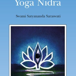 Yoga Nidra Buch Cover