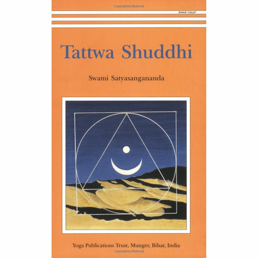 Tattwa Shuddi - Swami Satyasangananda Saraswati- Deutsch